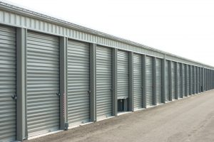 Apex, Sandy storage units