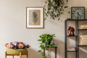 retro home staging
